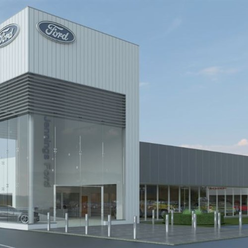 Ford Store - Stockton